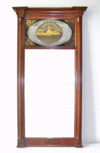 19th C Philadelphia Mirror
