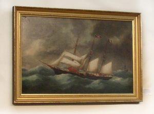 """Ship """"Mireille"""" by Adam"""