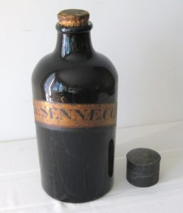 Large Apothecary Bottle