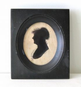 Doyle Silhouette of a Woman