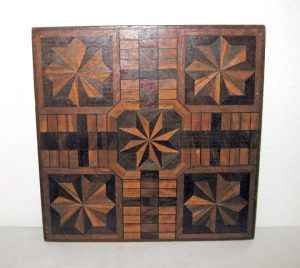 Inlaid Game Board