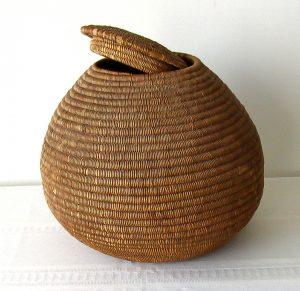Inuit Basket