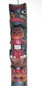 Pacific Northwest Totem
