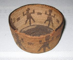 Small Apache Basket