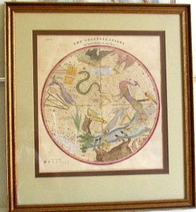 """The Constellations"" Atlas Print"