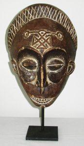 Zaire Mask