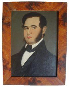 19th C. Prior-Hamblin Portrait