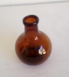 Miniature Globular bottle