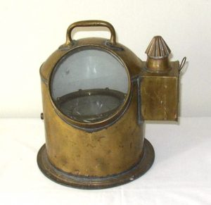 Brass Binnacle