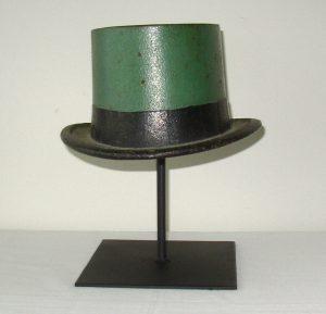 Cast Iron Hat