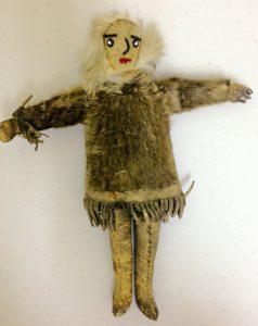 Northwest Native American Doll