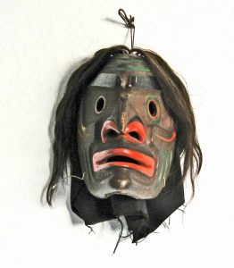 Pacific Northwest Kwakiutl Mask