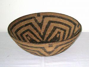 Pima Indian Basket