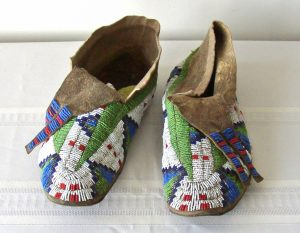 Plains Indian Mocassins