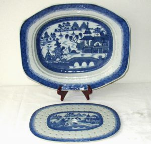 Canton Platter with Drip Tray