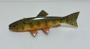 Trout Ice Fishing Lure
