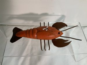 Cray Fish Ice Fishing Spearing Decoy