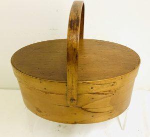 Early Shaker 3 Finger Swing Handle Basket